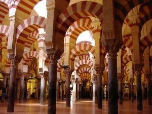 سادس الاماكن السياحية في اسبانيا مسجد قرطبة