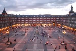 ثاني مدن اسبانيا السياحية  مدريد