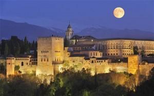 رابع مدن اسبانيا السياحية غرناطة