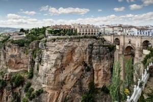 ثاني الاماكن السياحية في اسبانيا رندة